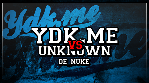 EMS One Qualifier 2014 – Viertelfinale YDK.ME vs. UNKNOWN Map 1