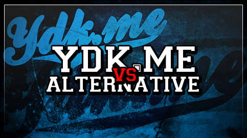 Counter Strike 1.6 (CS1.6) – Alternative vs. YDK.ME