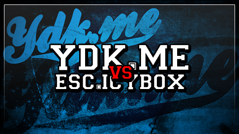 Counter Strike 1.6 (CS1.6) – YDK.ME vs. ESC.ICYBOX